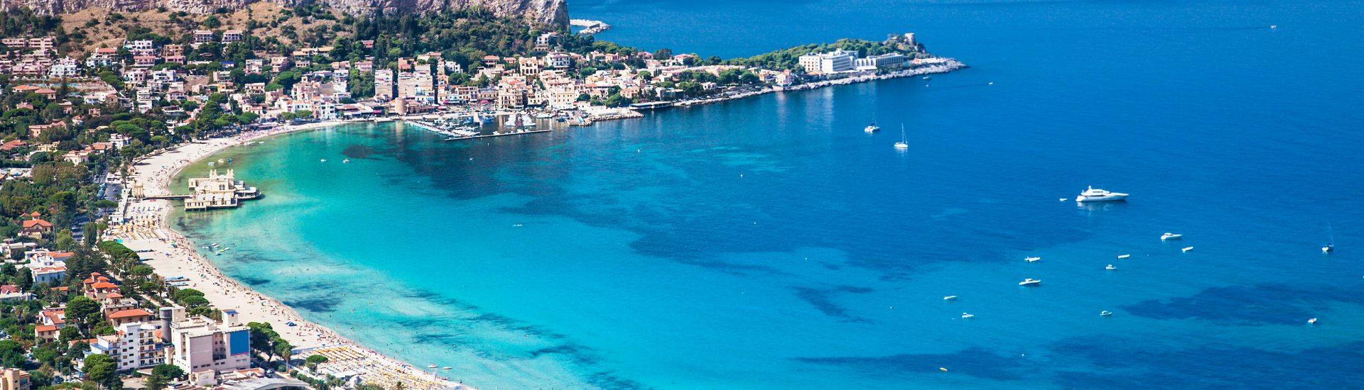 Mondello Palermo - Sicilia