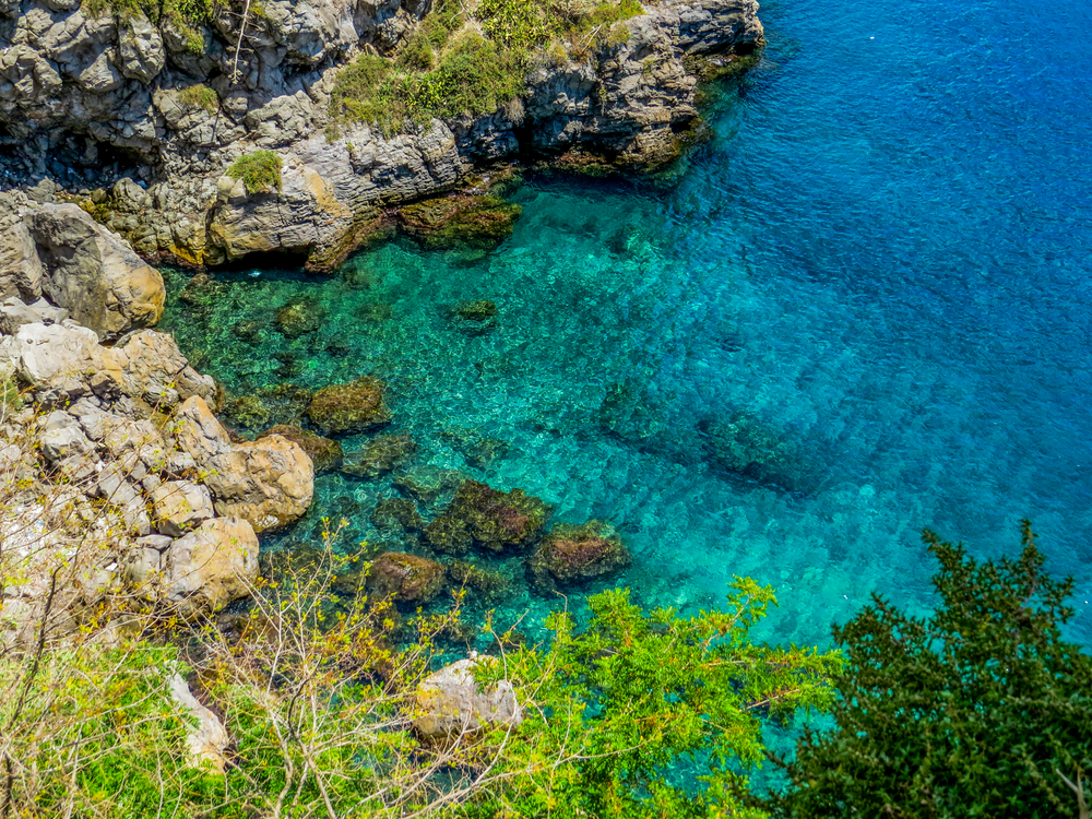 Il mare di Lipari