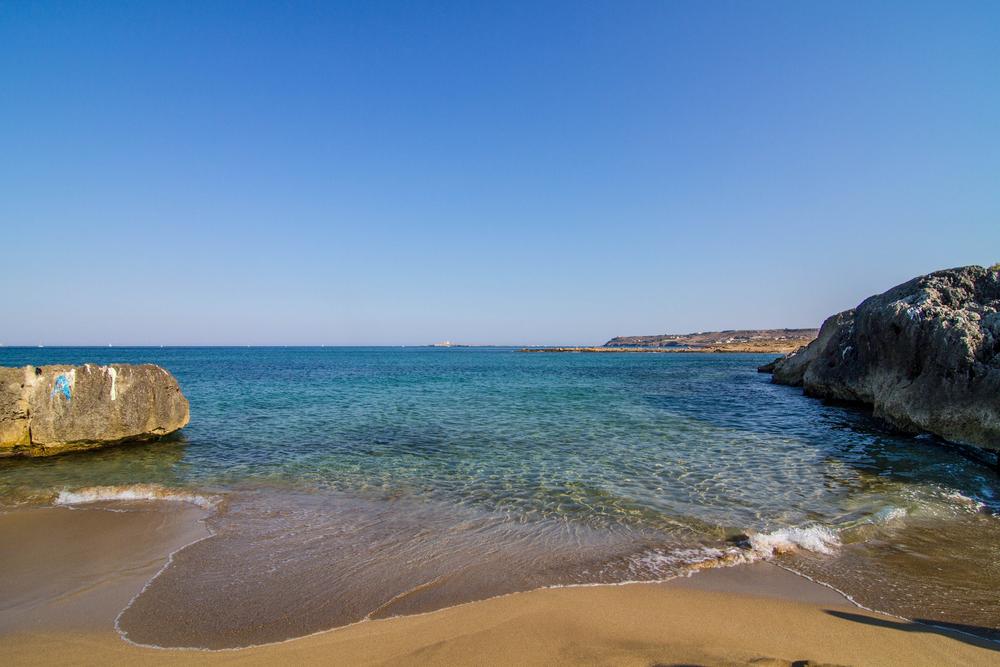 Marzamemi, spiaggia