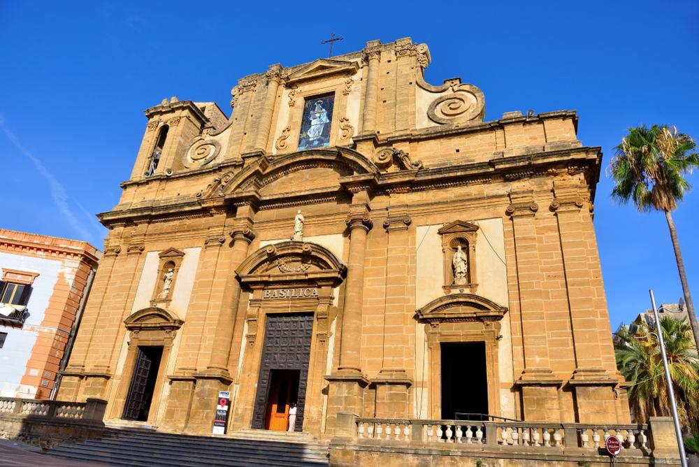 Il Duomo di Sciacca