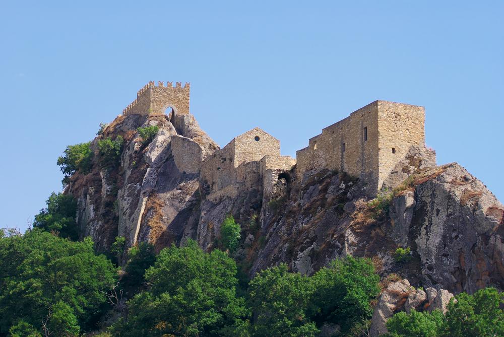 Sperlinga, Castello Rupestre