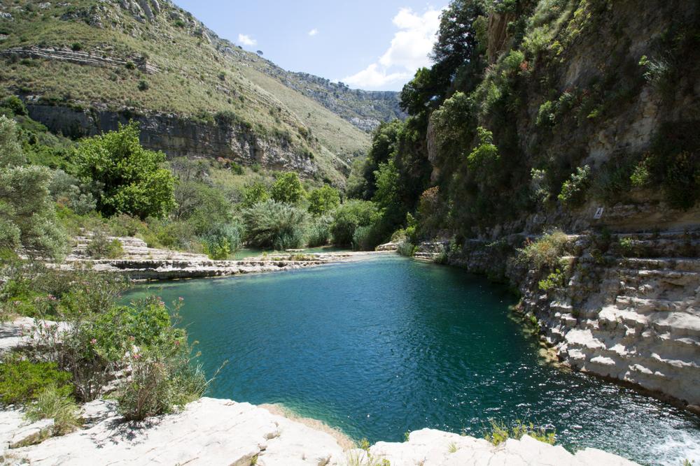Il fiume Cassibile