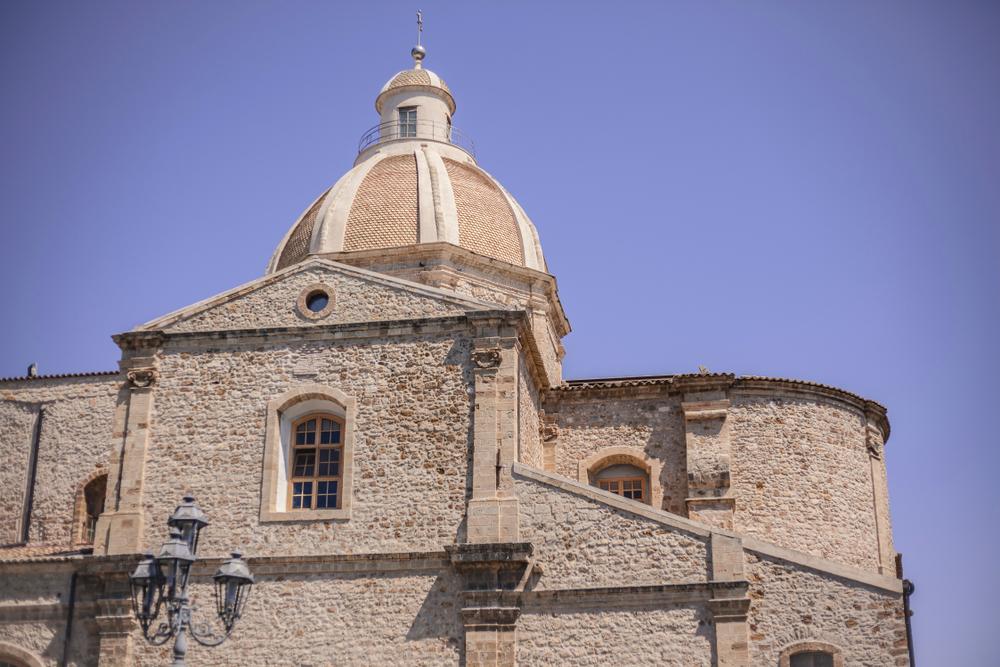 Una cupola di Gela