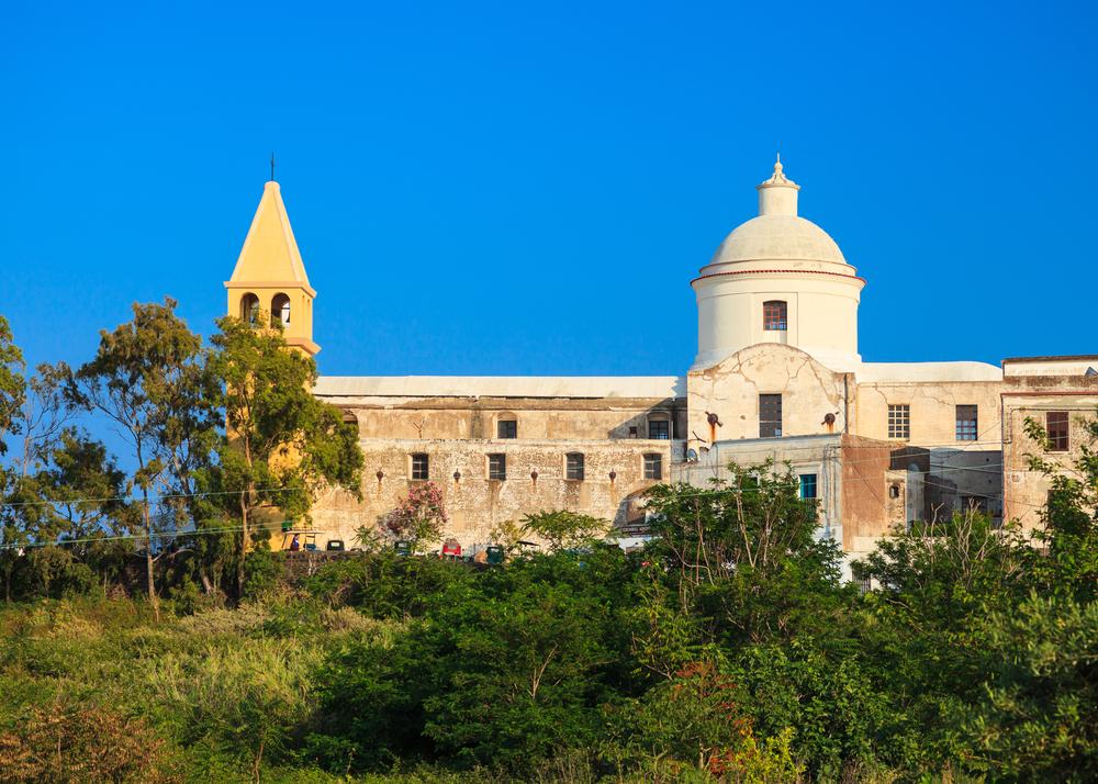 Stromboli, Chiesa di San Vincenzo