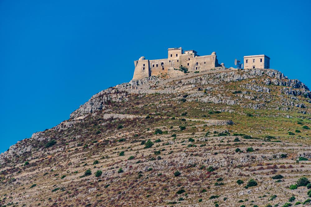 Il Forte di S. Caterina