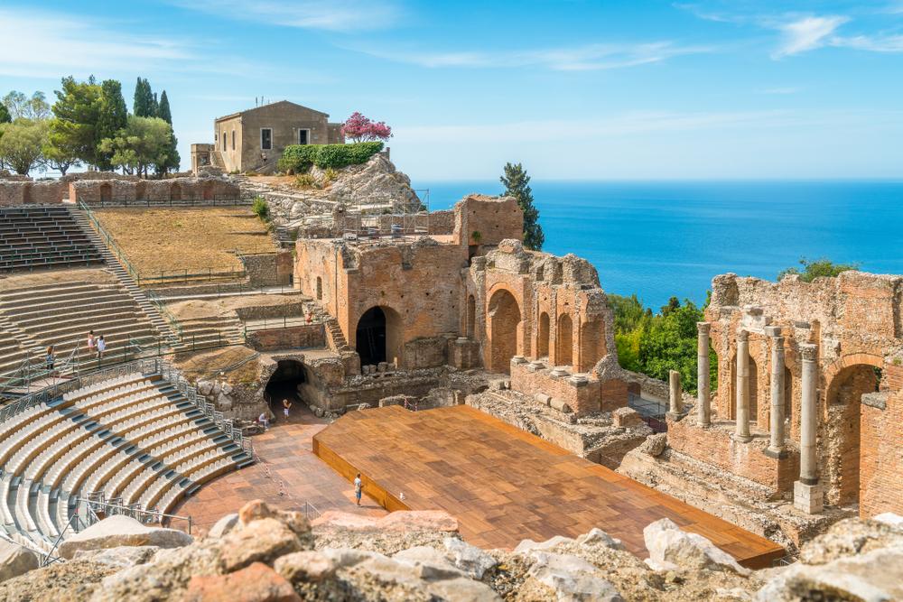 Rovine di Taormina