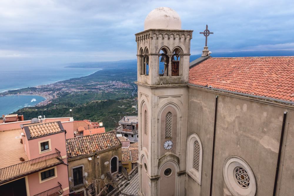 Panorama di Castelmola