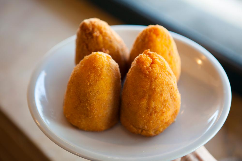 Arancini siciliani conici