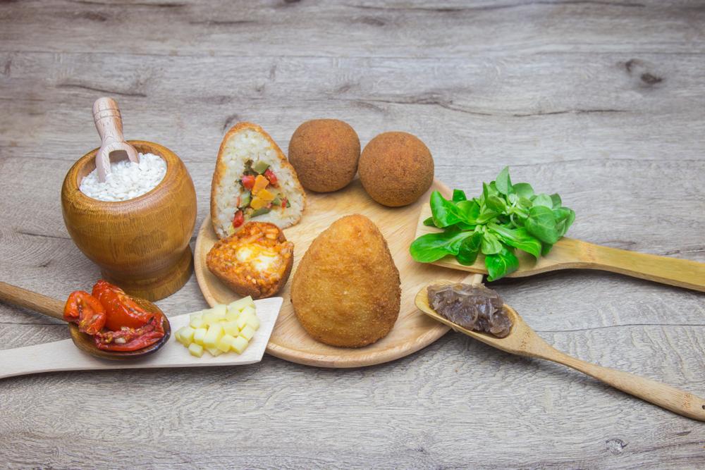 Gli arancini nella gastronomia siciliana