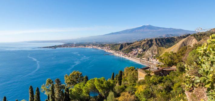 spiagge Catania